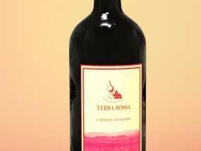 红酒瓶 3D模型